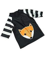 Camiseta Infantil com Proteção UV, Blade and Rose