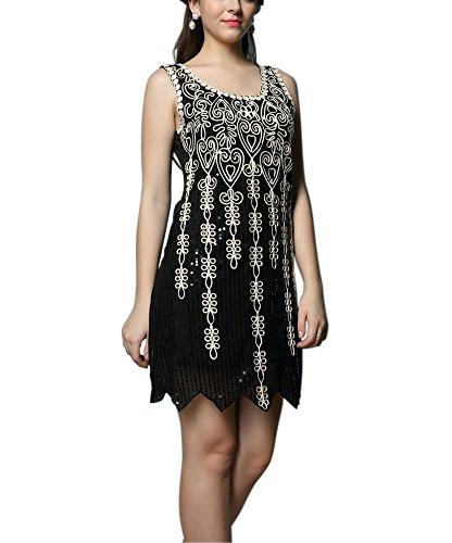 affordable art deco dress - 7