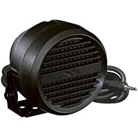 Yaesu Original 200-M10 External Water-Proof Speaker Equivalent to the IP55 Standard (12 Watt Peak). 3.5mm standard, 3-contact speaker plug. 10 feet of speaker cable.