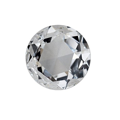 GIA Certified Natural 1.00 Carat Rose Cut Diamond with G Color & VVS1 Clarity ()