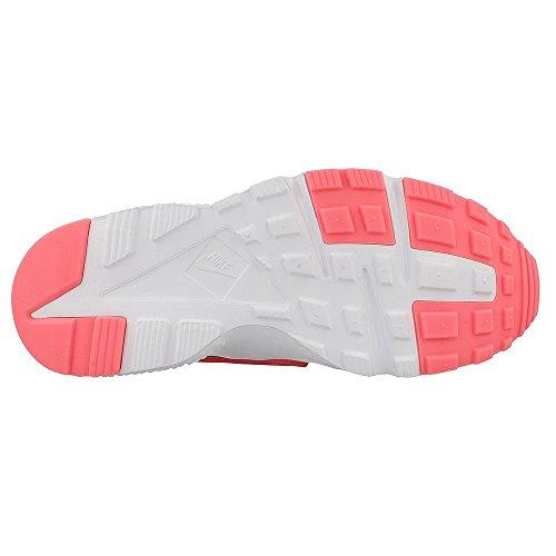 Pink Nike Racer Run White Sneakers GS Donna Huarache zqCSwxA