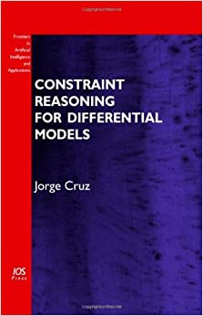 Constraint Reasoning for Differential Models: 126 (Frontiers in Artificial Intelligence and Applications)