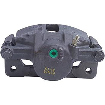 Brake Caliper Cardone 19-B1013 Remanufactured Import Friction Ready Unloaded