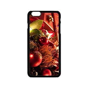 The Beautiful Christmas Hight Quality Plastic Case for Iphone 6