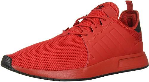 adidas Originals Men's X_PLR Running Shoe, Scarlet/Scarlet/Black, 10.5 M US