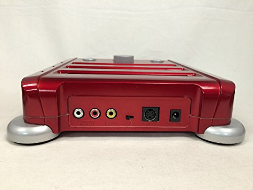 Hyperkin Retron 3 Video Game System for NES/SNES/GENESIS - Red