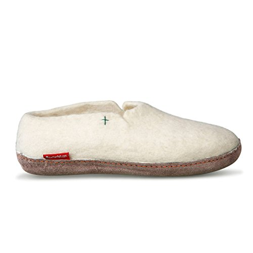buy cheap Cheapest betterfelt Unisex Classic Woolen Shoes For Adults - All Natural Wool - Ultra Comfortable - Many Sizes and Colors White low price fee shipping online looking for sale online free shipping classic largest supplier gCC7PY1ijw