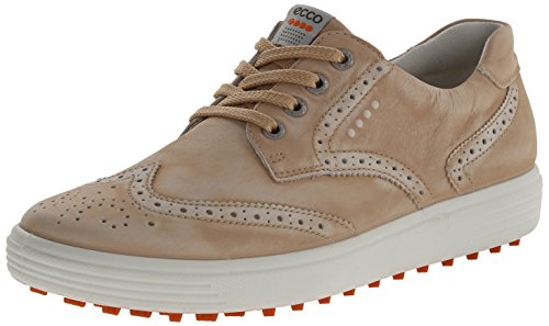 ECCO Women's Casual Hybrid Golf Shoe, Sesame, 36 EU/5-5.5 M US by ECCO