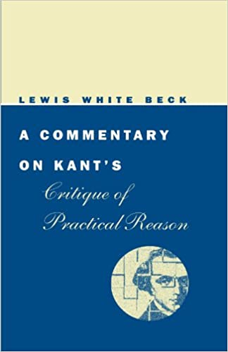 A Commentary on Kants Critique of Practical Reason (Midway Reprint Series)