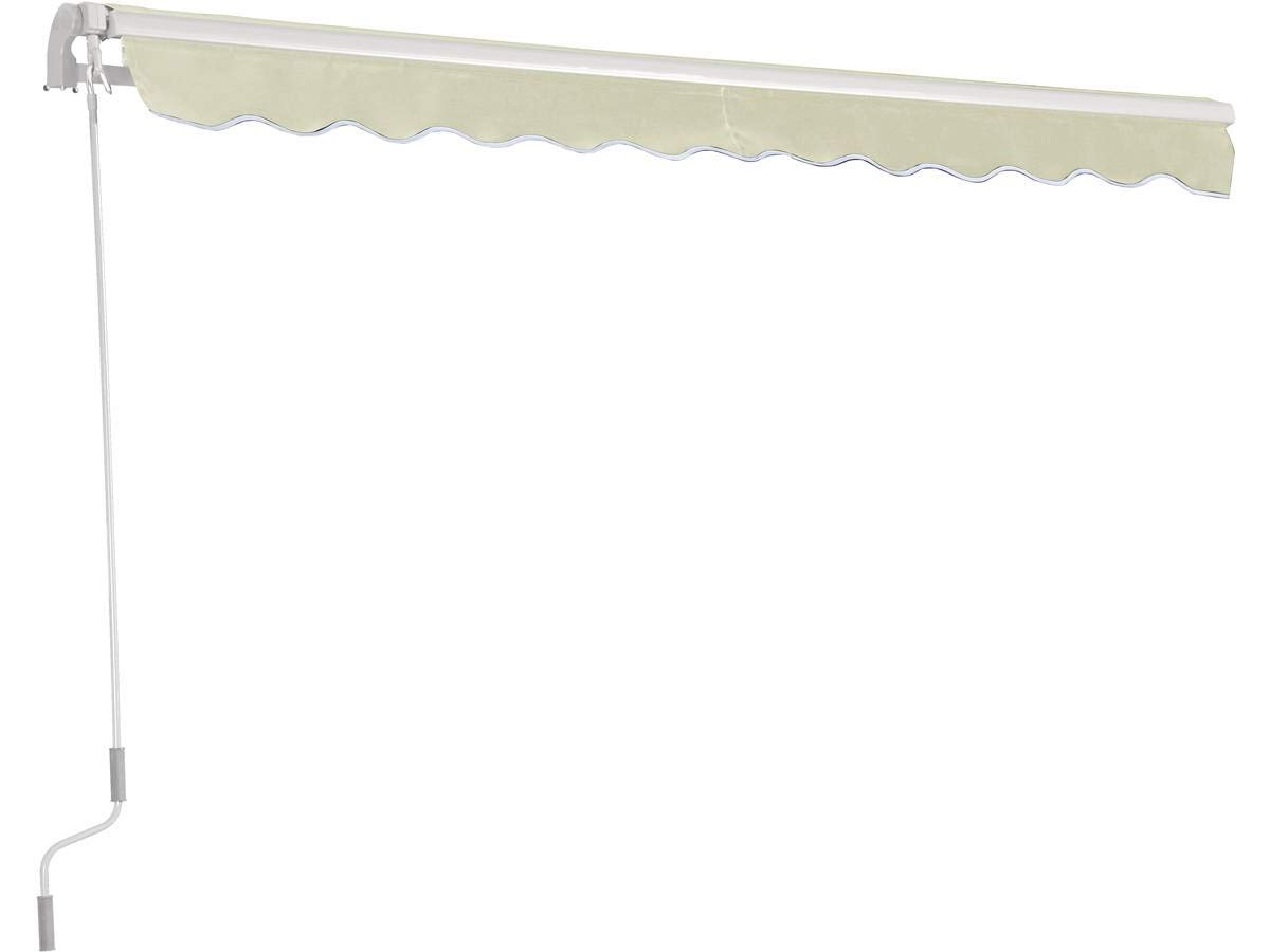 habitatetjardin Toldo en Aluminio Ombra 3 Crudo