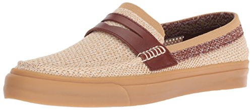 Cole Haan Men's Pinch Weekender LX Stitchlite Penny Loafer, iced Coffee/Brazilian Sand/Woodbury, 11.5 M US ()