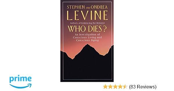 who dies levine stephen levine ondrea