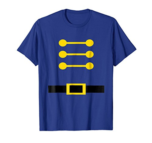 Christmas Nutcracker Toy Soldier Costume T-shirt