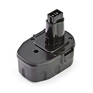ExpertPower 14.4v 1500mAh NiCd Battery for Dewalt DW9094 DW9091 DC9091 DE9038 DE9091 DE9092 DE9094 DE9502