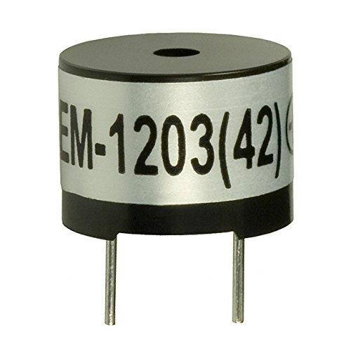 12mm Dia X 9mm 3-7v Dc Piezo Buzzer for Naze or Similar Fc for Multirotors