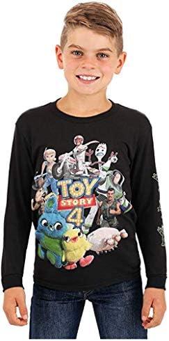 Disney Boys Toy Story Long Sleeve Top