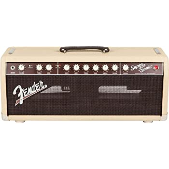 This item Fender Super-Sonic 22 22-Watt Guitar Amplifier Head - Blonde