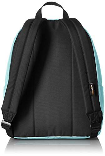 AmazonBasics Classic Backpack 2 Lightweight, durable backpack featuring adjustable padded shoulder straps and convenient side water bottle pockets Locker loop at top Large main compartment with double-zipper closure and small front pocket with zip closure