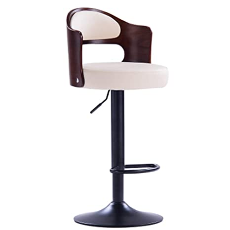 Fabulous Amazon Com Hikty Bar Stool Paint Adjustable Height Leather Alphanode Cool Chair Designs And Ideas Alphanodeonline