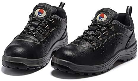 安全靴・作業靴 人のための鋼鉄頭部の安全靴、通気性の軽量の反射仕事靴 (サイズ さいず : 41)