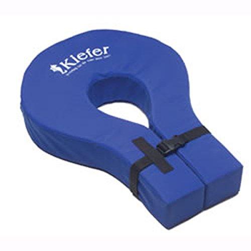 Kiefer Adjustable Pediatric Foam Swim Collar, 17 x 13-Inch, Blue