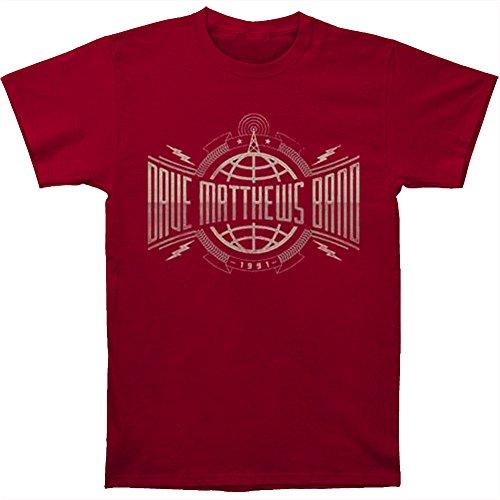 Band Xxl Shirts (Dave Matthews Band- Radio Tower T-Shirt Size XXL)