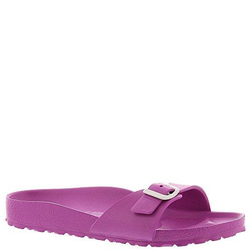 (Birkenstock Women s Madrid Waterproof EVA Sandal-Rose Pink 8)