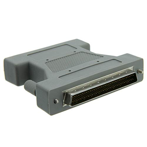 GOWOS External SCSI Adapter, HPDB68 (Half Pitch DB68) Male to HPDB50 (Half Pitch DB50) Female ()