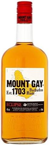 70cl Mount Gay ron de Barbados: Amazon.es: Alimentación y bebidas