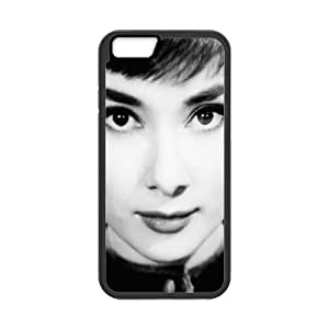 """J-LV-F Cover Shell Phone Case Audrey Hepburn For iPhone 6 (4.7"""")"""