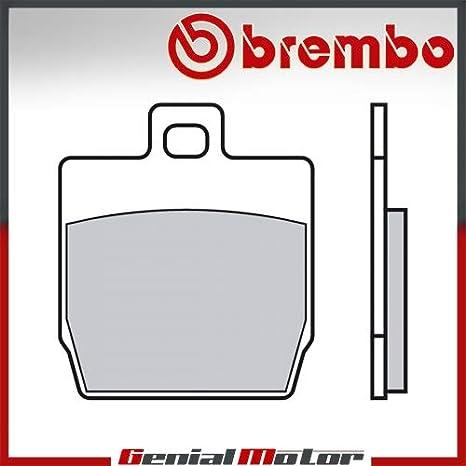 Pastiglie Brembo Freno Posteriori 07066.CC per AEROX 50 1997  2012