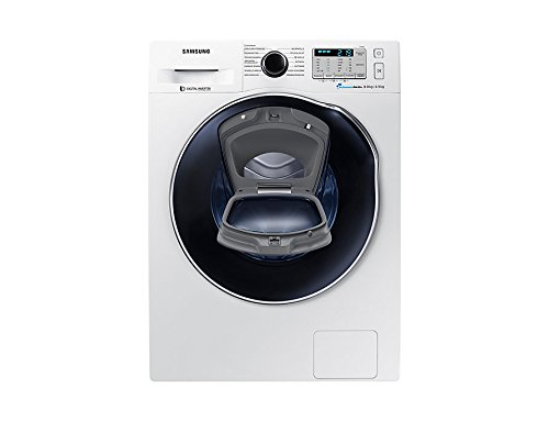 Samsung WD5500 Freestanding Front-load A White - Washer Dryers (Front-load,...