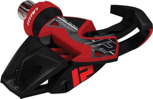 TIME Xpresso 12 Titan Carbon Pedals Red/Black, One Size