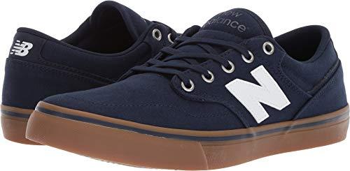 New Balance Men's 331v1 All Coast Skate Shoe, Navy/Gum, 10.5 D ()