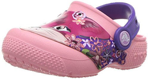 Crocs Kids' Crocsfunlab K Clog,Peony Pink,5 M US Toddler