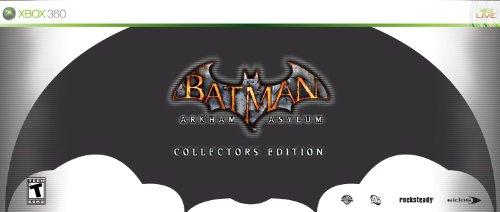 Batman: Arkham Asylum - Collector's Edition, Xbox 360 -