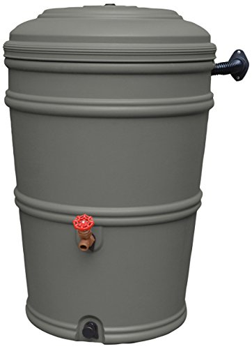 Rain Barrel Gray 50gl