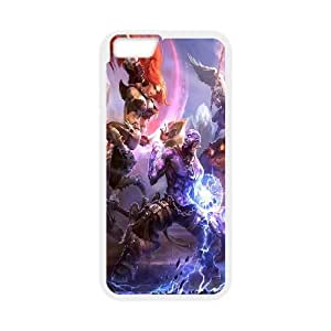 """Qxhu League of legends patterns Pattern Protective Hard Phone Cover Case for Iphone6 4.7"""""""