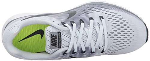 Nike Women's Air Zoom Pegasus 34 Running Shoes-Pure Plantinum/Antracite-6 by Nike (Image #8)