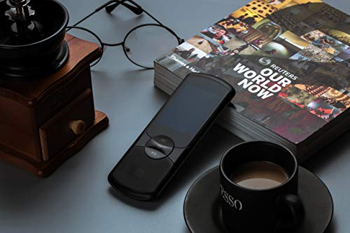 iFLYTEK Easy Trans 2.0 Portable Pocket Voice Electronic Language Translator Languages, More Than 30 Languages,Born for transnational Translation, 2-Way translate Instant and Applied AI Technology. by iFLYTEK