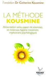 """Afficher """"La méthode Kousmine"""""""