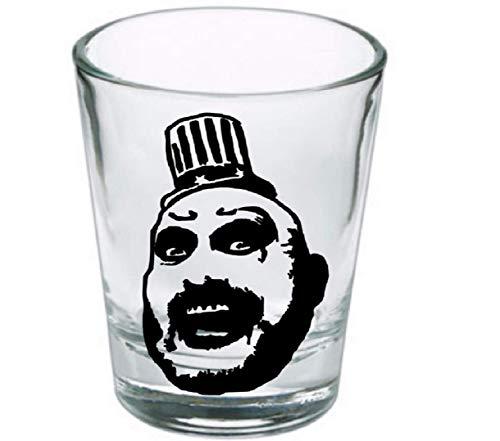 Captain Spaulding Devils Rejects Horror Shot Glass