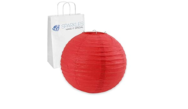 """Red Wedding Party Event Decoration gc 12 pcs 14/"""" inch Chinese Paper Lantern"""