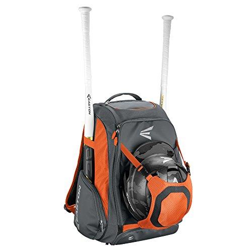 Easton Walk-Off Iv Bat Pack Baseball Bag, ION Orange
