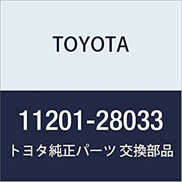 Toyota 11201-28033 Cylinder Head Cover Sub Assembly