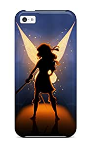 For Iphone 5c Tpu Phone Case Cover(the Pirate Fairy)
