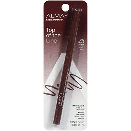 (Almay Intense i-Color Liner, Black Raisin [209], 0.009 oz)