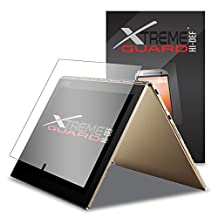 XShields© High Definition (HD+) Screen Protectors for Lenovo Yoga Book 10.1 (Maximum Clarity) Super Easy Installation [3-Pack] Lifetime Warranty, Advanced Touchscreen Accuracy