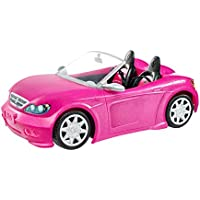 Barbie DGW23 Glam Convertible, Pink
