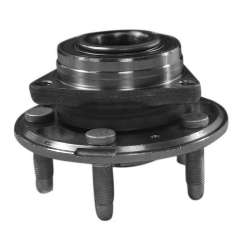 Axle Cadillac Assembly (GSP 104288 Axle Bearing and Hub Assembly - Front or Rear, Left or Right (Driver or Passenger Side))